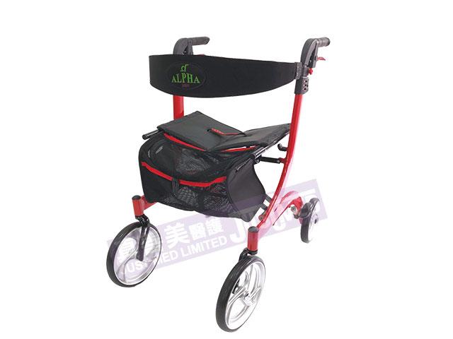 ALPHA® 鋁合金助行/購物車