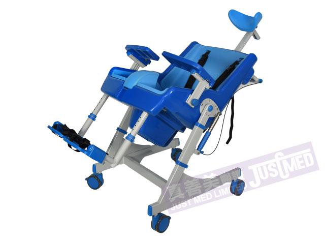 英國NRS Seahorse Plus傾斜式沐浴便廁椅