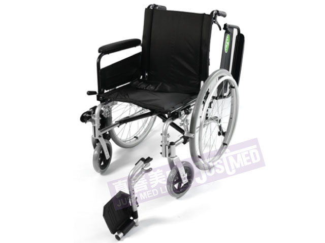 Alpha 鋁合金自助式輪椅 (3024SQH)