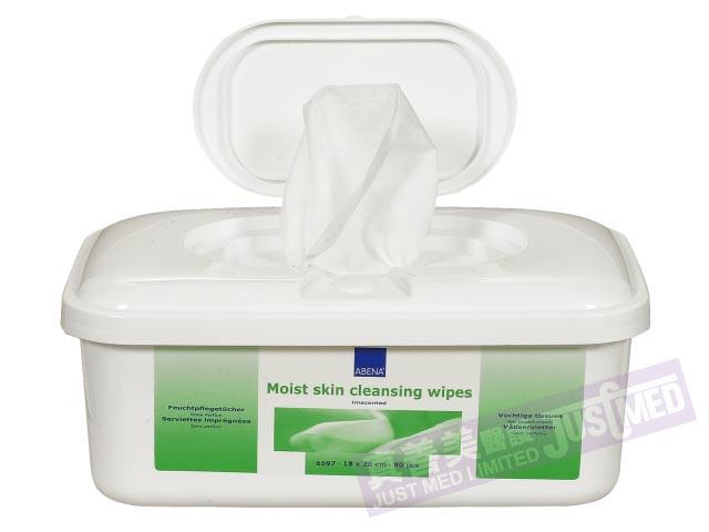 消毒濕紙巾及儀器
