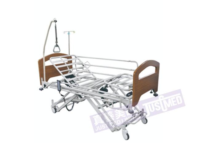 Alpha® 超低電動五功能可傾斜護理床