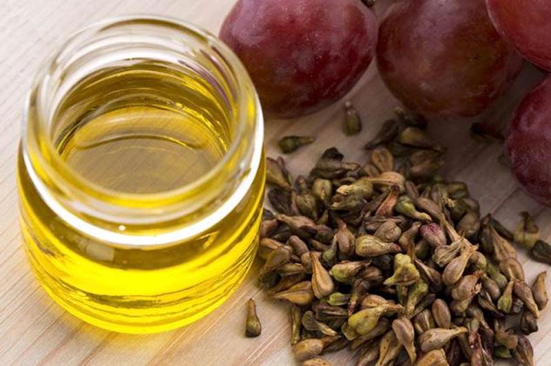葡萄籽裡的原花青素