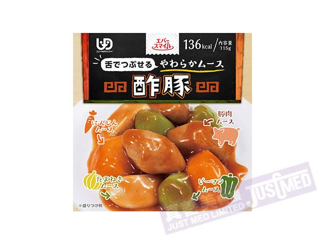日本營養軟餐