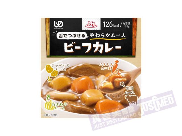 日本Eversmile 咖喱牛肉慕斯