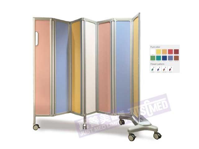 鋁合金多摺式屏風