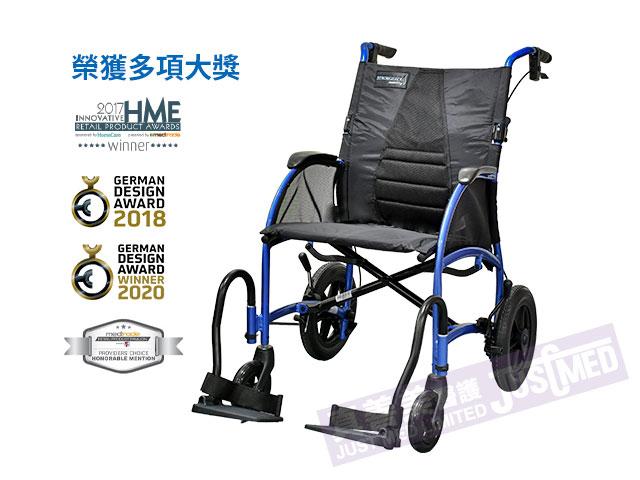 瑞士STRONGBACK 護脊輪椅(助推式)