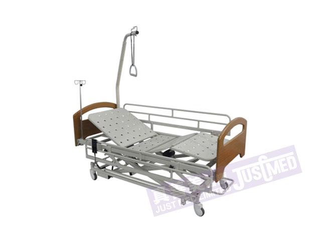 Alpha® 電動三功能護理床 (鋁合金全護欄)