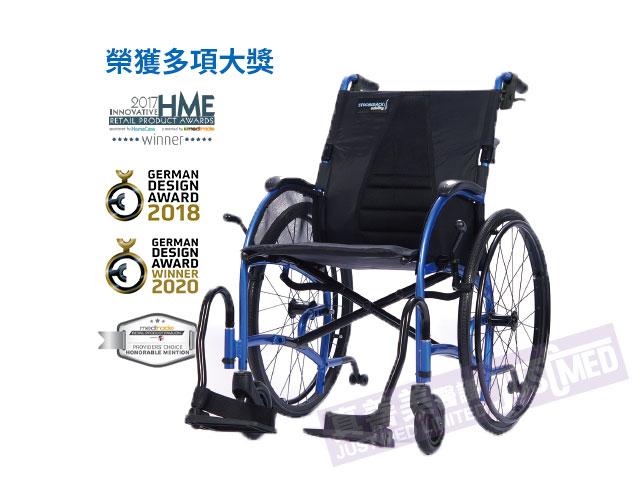 瑞士STRONGBACK 護脊輪椅(自助式)