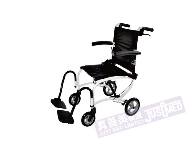 Alpha® 鋁合金便携輪椅 (AL1008)