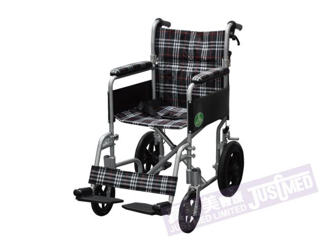 Alpha 鋁合金輕便輪椅 (AL1012)