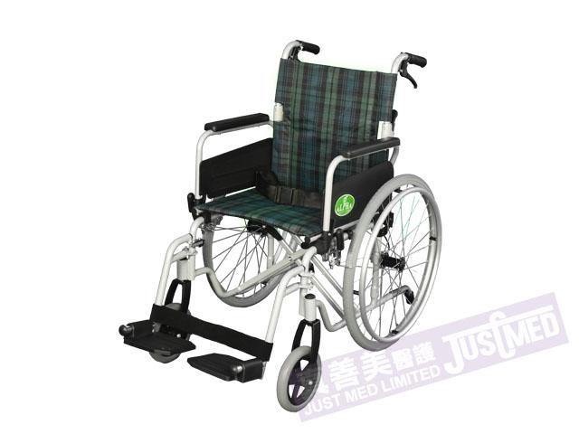 Alpha 鋁合金自助式輪椅 (2024SQH)