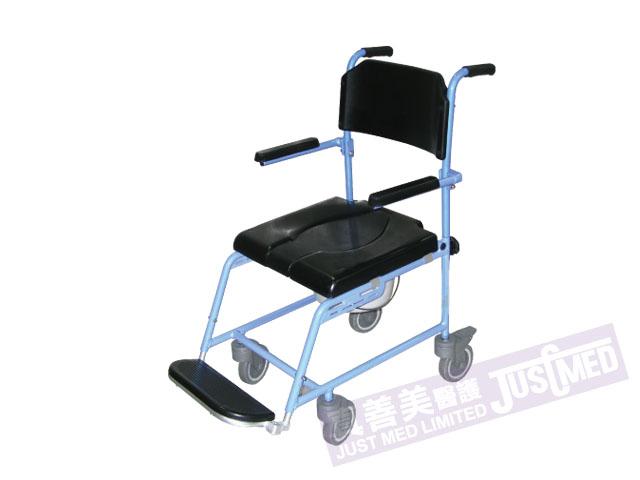 ALPHA豪華鋁合金沐浴便廁椅