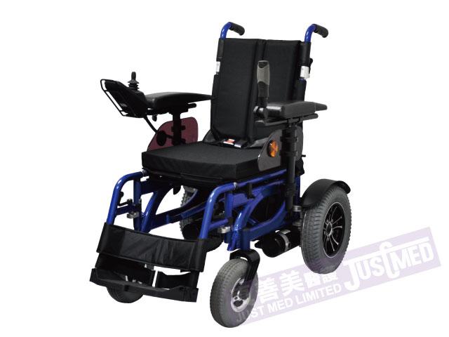 Alpha® 電動輪椅