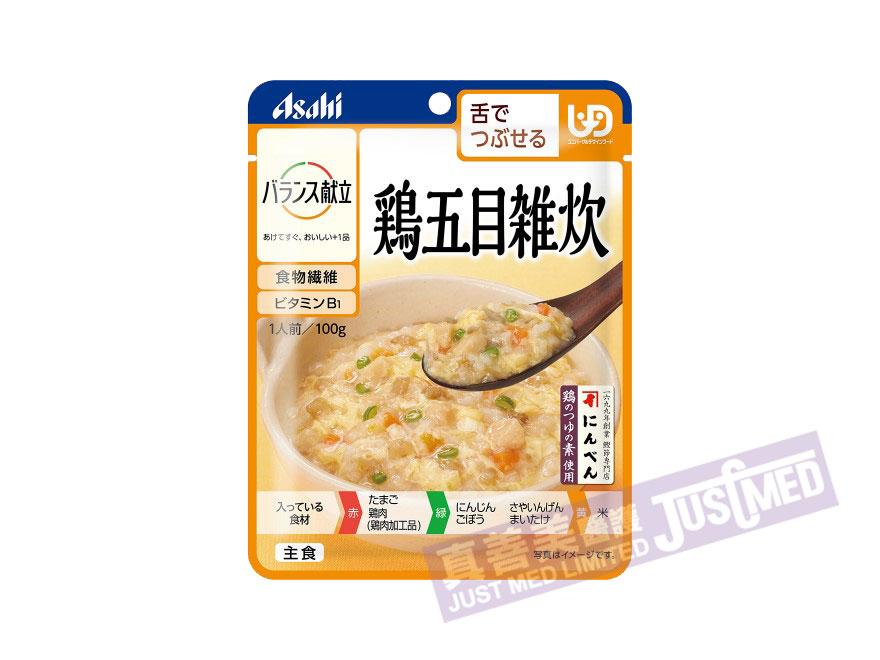 朝日Asahi 雞肉雜燴粥 (鶏五目雑炊)