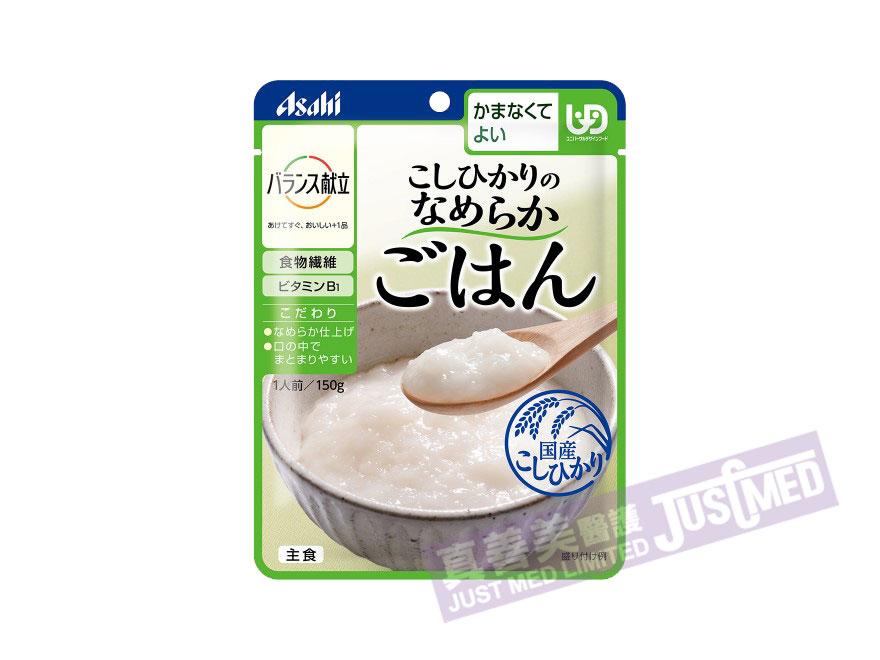 朝日Asahi 越光米粥 (こしひかりのなめらかごはん)