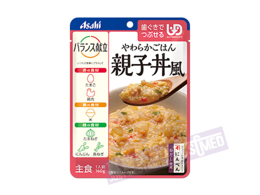 朝日Asahi 親子丼雞蛋雞肉稀飯 (やわらかごはん親子丼風)