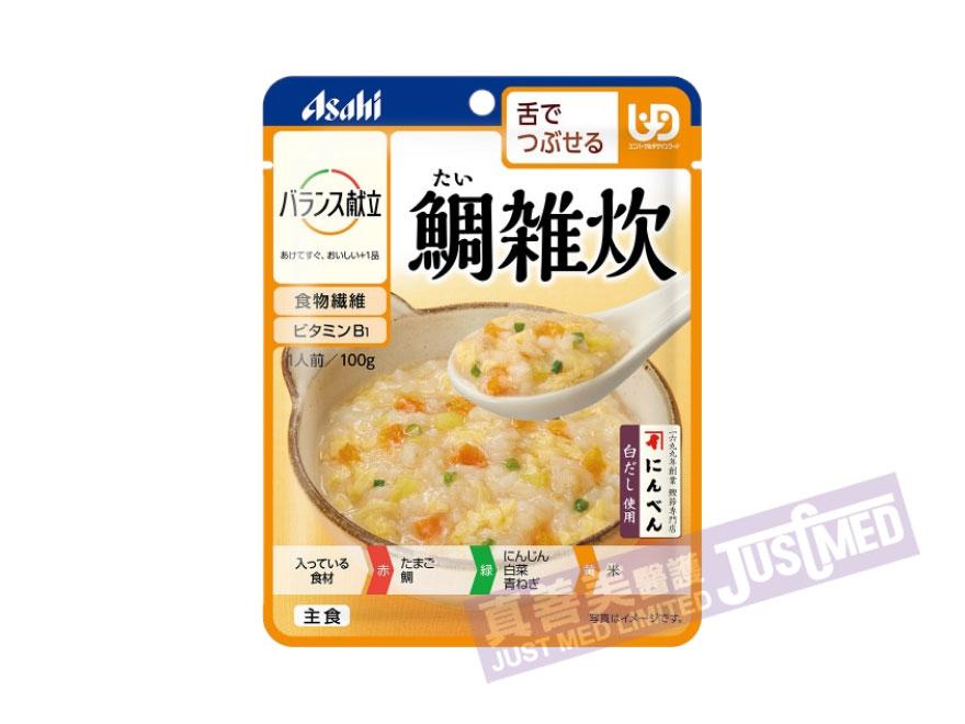 朝日Asahi 鯛魚雜燴粥 (鯛雑炊)