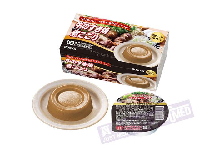 日本Maruhachi 牛肉壽喜燒布甸