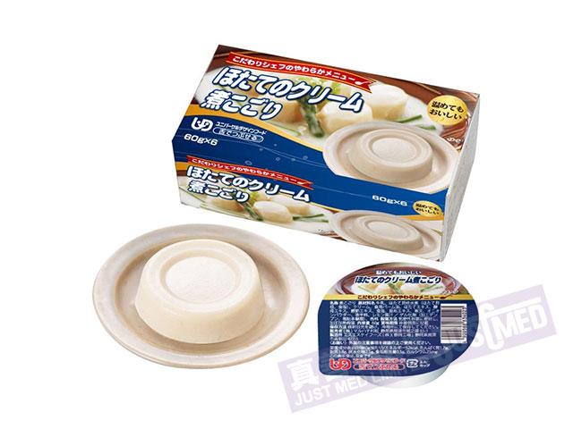 Maruhachi奶油燉扇貝布甸