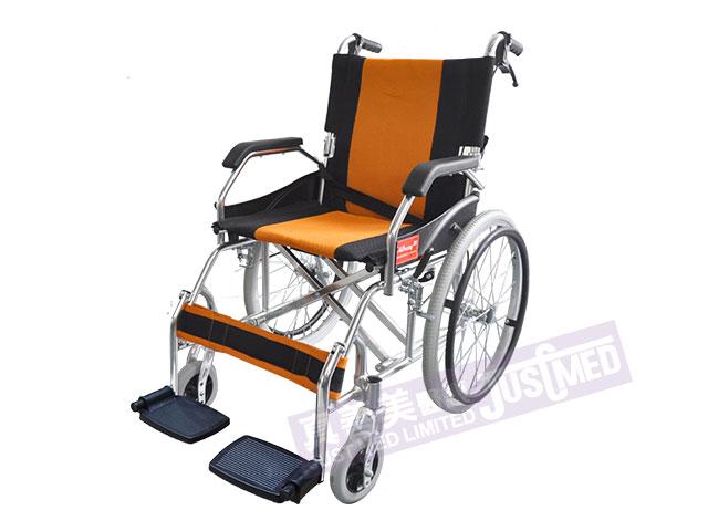 Allway 鋁合金自助式輪椅