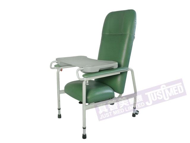 Alpha座地高背椅