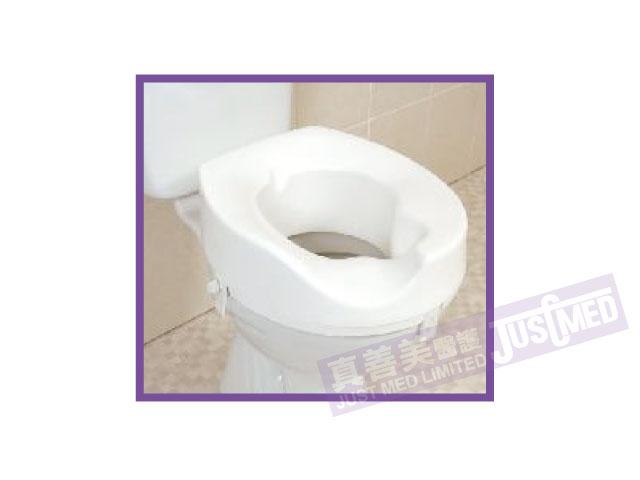 傾斜式座廁加高器