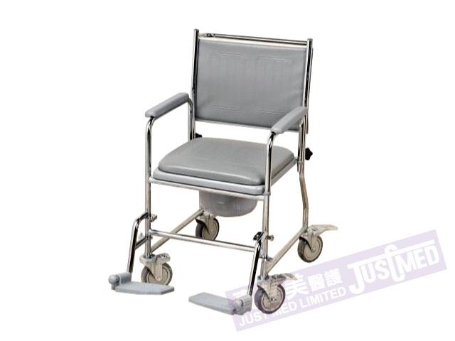 有輪便廁椅