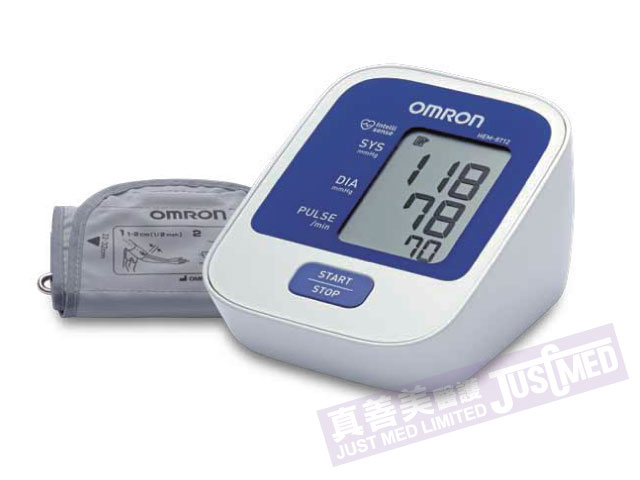 Omron 手臂式電子血壓計