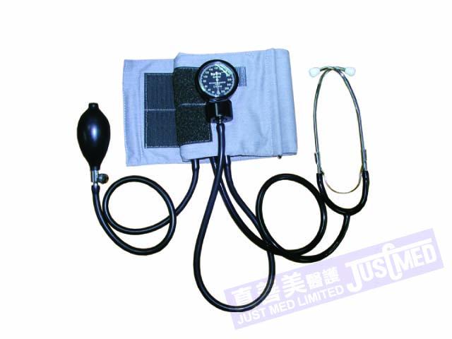 台灣Spirit可攜式錶型血壓計連聽筒