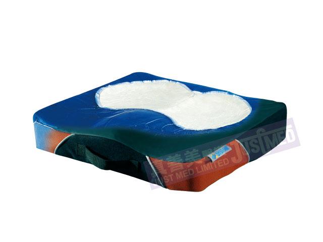 雙重啫喱海綿座墊